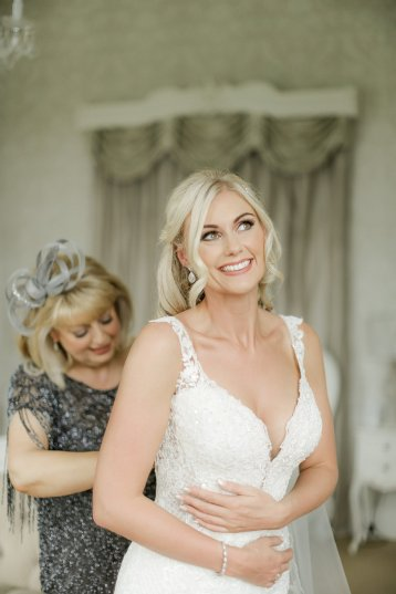A Classic Wedding at Lartington Hall (c) Helen Russell Photography (13)