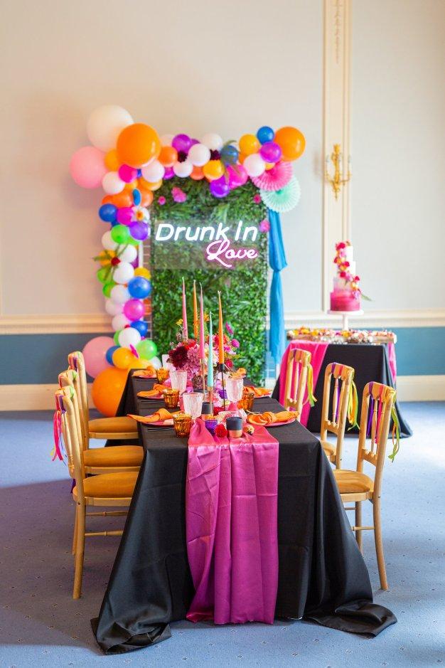 A Colour Pop Styled Shoot at Denton Hall (c) Natasha Cadman (1)