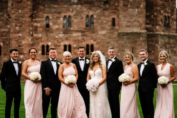 A Glamorous Wedding at Peckforton Castle (c) Madison Picture (56)
