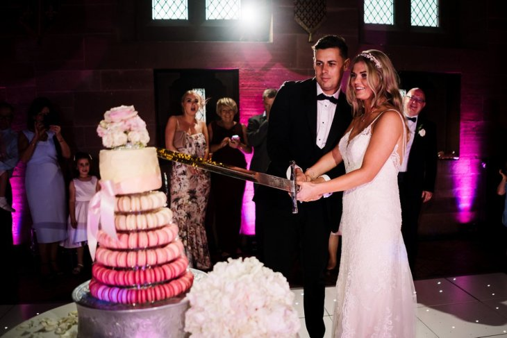A Glamorous Wedding at Peckforton Castle (c) Madison Picture (87)