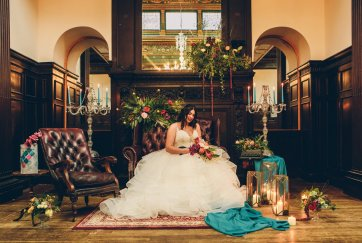 A Luxurious Styled Shoot at Wortley Hall (c) Mark Tierney Photography (13)