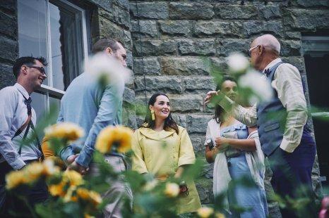 A Rustic Wedding at Home (c) Lloyd Clarke Photography (16)