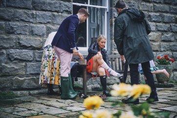 A Rustic Wedding at Home (c) Lloyd Clarke Photography (18)