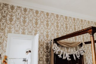 A White Wedding at Somerford Hall (c) Wyldbee Photography (14)