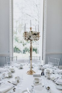 A White Wedding at Somerford Hall (c) Wyldbee Photography (18)