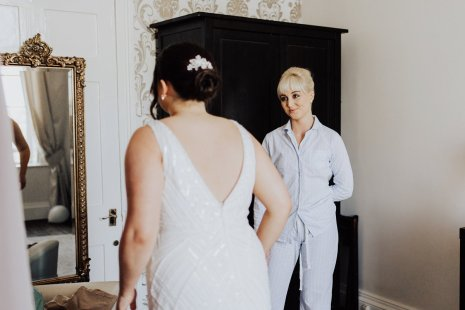 A White Wedding at Somerford Hall (c) Wyldbee Photography (30)