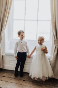 A White Wedding at Somerford Hall (c) Wyldbee Photography (31)