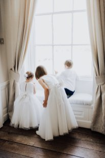 A White Wedding at Somerford Hall (c) Wyldbee Photography (32)