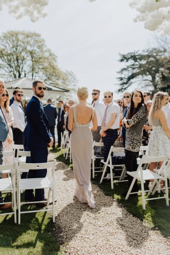 A White Wedding at Somerford Hall (c) Wyldbee Photography (39)