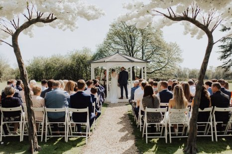 A White Wedding at Somerford Hall (c) Wyldbee Photography (43)