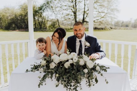 A White Wedding at Somerford Hall (c) Wyldbee Photography (50)