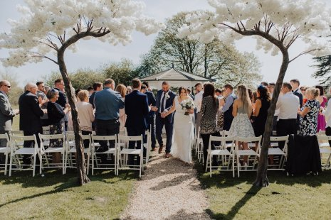 A White Wedding at Somerford Hall (c) Wyldbee Photography (53)