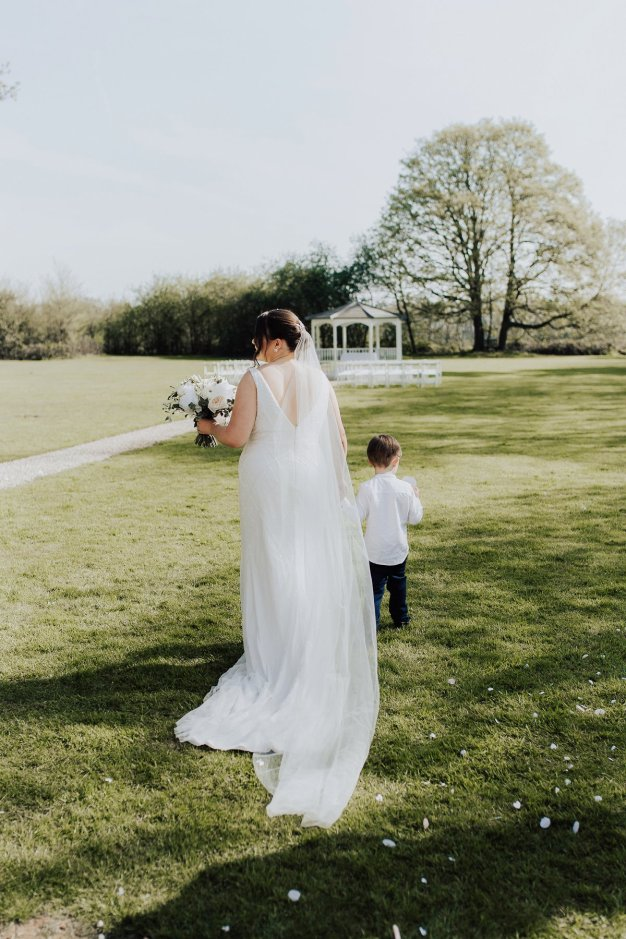 A White Wedding at Somerford Hall (c) Wyldbee Photography (74)