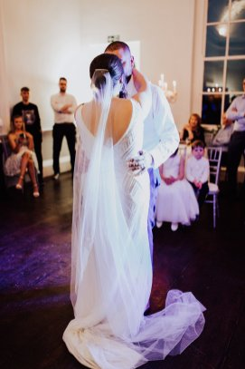 A White Wedding at Somerford Hall (c) Wyldbee Photography (93)