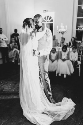 A White Wedding at Somerford Hall (c) Wyldbee Photography (94)