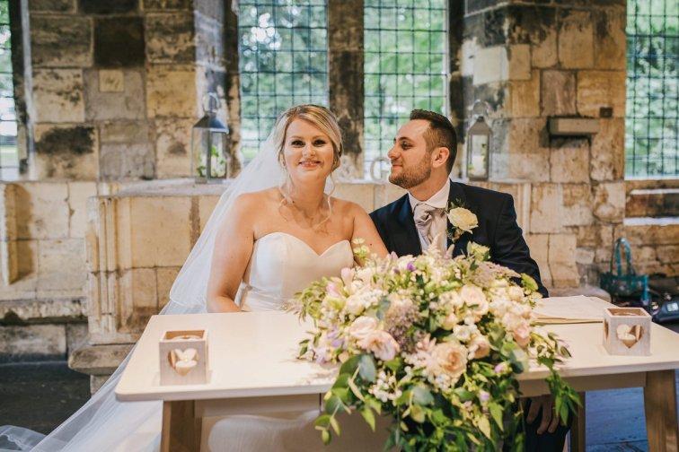 An Elegant Wedding at The Hospitium York (c) Amy Jordison (30)