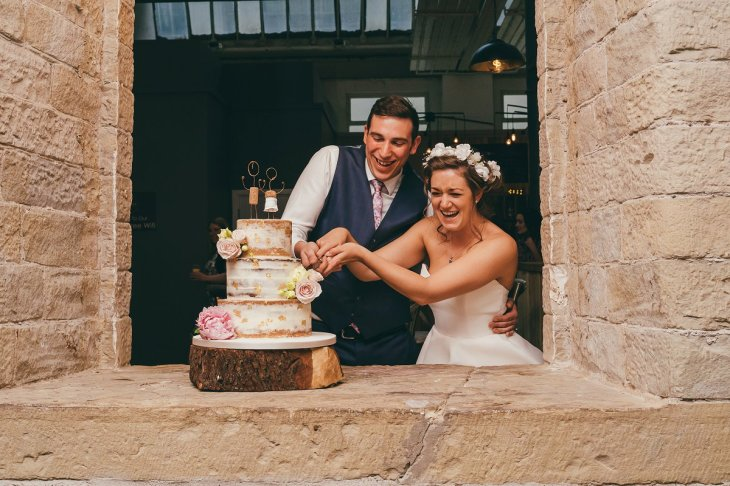 An Industrial Style Wedding at The Arches (c) Joel Skingle (45)