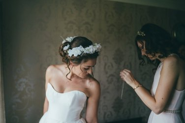An Industrial Style Wedding at The Arches (c) Joel Skingle (7)