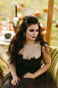 Halloween Bridal Shoot (c) Freya Raby (5)
