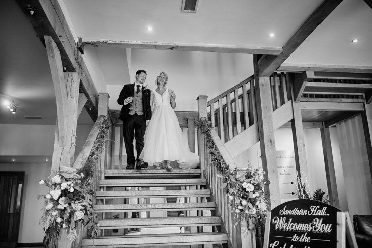 A Rustic Wedding at Sandburn Hall (c) Bethany Clarke Photography (45)