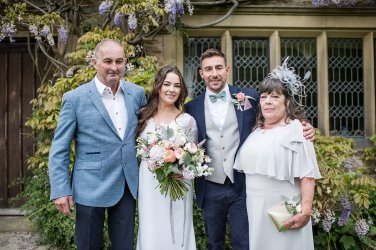 A Natural Wedding at Crayke Manor (c) Jane Beadnell Photography (49)