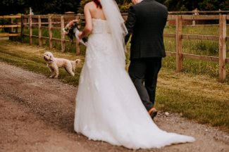 A Rustic Marquee Wedding in Lincolnshire (c) M & G Photographic (58)