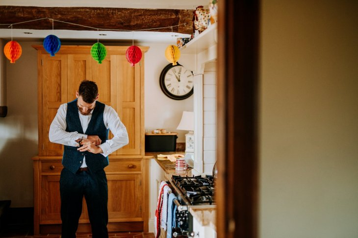A Rustic Wedding at The Tithe Barn (c) M&G Photographic (19)