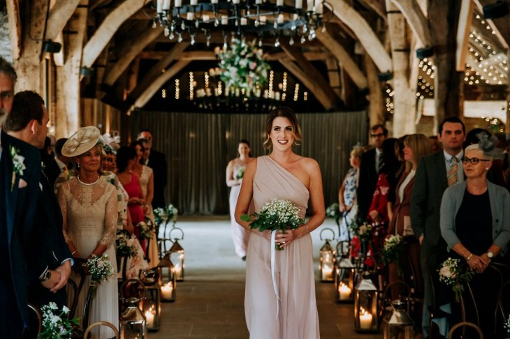 A Rustic Wedding at The Tithe Barn (c) M&G Photographic (45)
