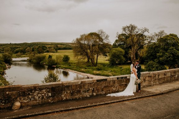 A Rustic Wedding at The Tithe Barn (c) M&G Photographic (62)