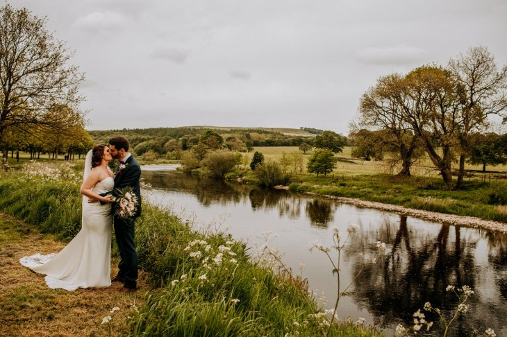 A Rustic Wedding at The Tithe Barn (c) M&G Photographic (65)