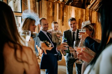 A Rustic Wedding at The Tithe Barn (c) M&G Photographic (77)