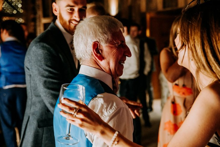 A Rustic Wedding at The Tithe Barn (c) M&G Photographic (96)