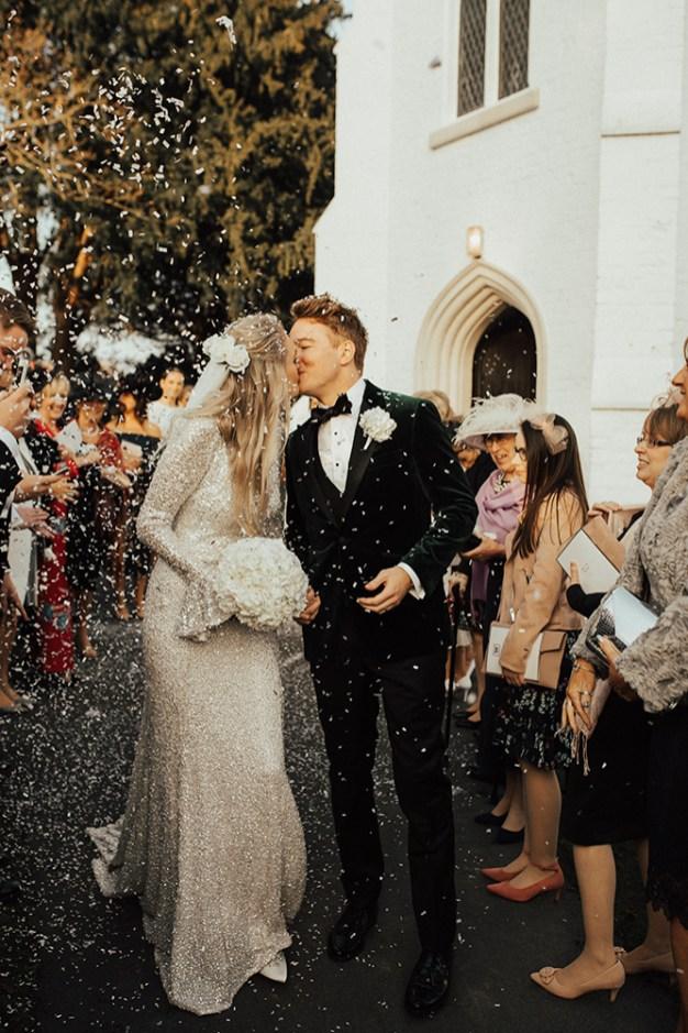 A Winter Wedding at Iscoyd Park (c) Katie Ingram (50)