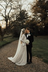 A Winter Wedding at Iscoyd Park (c) Katie Ingram (62)