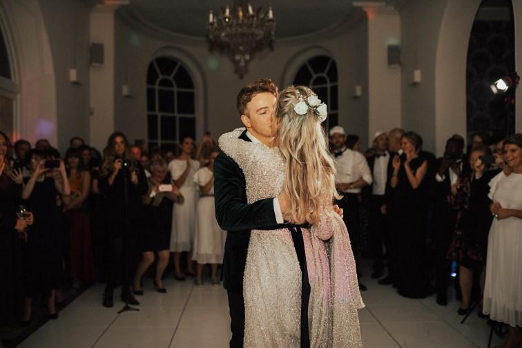 A Winter Wedding at Iscoyd Park (c) Katie Ingram (81)