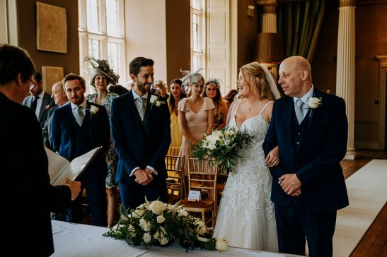 A Classic Wedding at Howsham Hall (c) M&G Photographic (40)