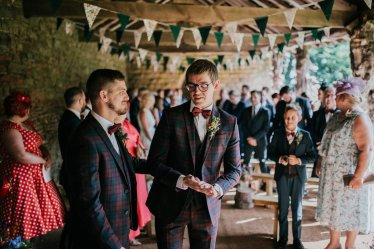A Colourful Wedding at Cannon Hall (c) Emma McNair (20)
