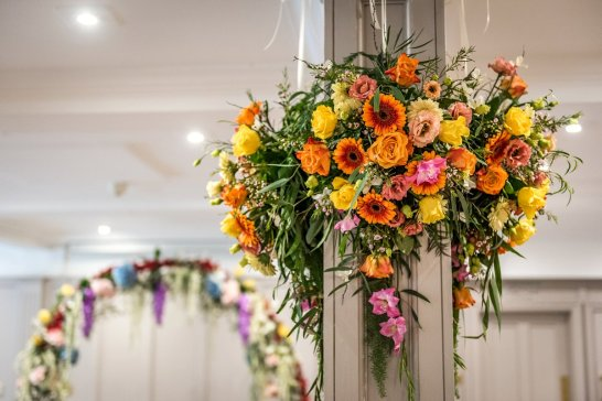 A Colourful Wedding at The Devonshire Arms (c) Avenue White Photography (20)
