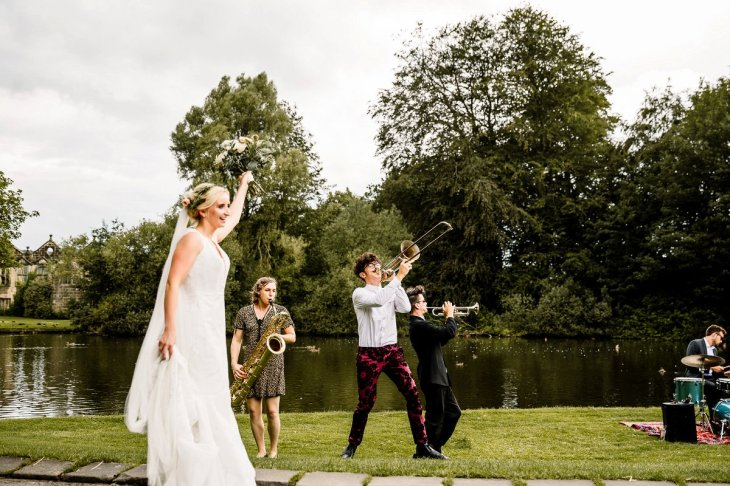 A Relaxed Wedding At East Riddlesden Hall (c) Hayley Baxter Photography (108)