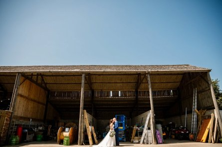 A Rustic Wedding at Barmbyfield Barns (c) Hayley Baxter Photography (53)