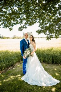 A Rustic Wedding at Barmbyfield Barns (c) Hayley Baxter Photography (54)