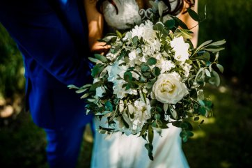 A Rustic Wedding at Barmbyfield Barns (c) Hayley Baxter Photography (57)