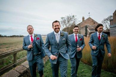 A Rustic Wedding at Newton Hall (c) Rachael Fraser (11)