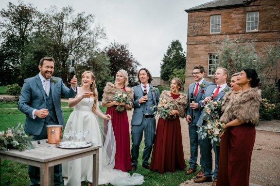 A Rustic Wedding at Newton Hall (c) Rachael Fraser (32)