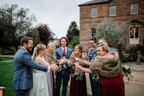 A Rustic Wedding at Newton Hall (c) Rachael Fraser (33)