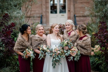 A Rustic Wedding at Newton Hall (c) Rachael Fraser (36)