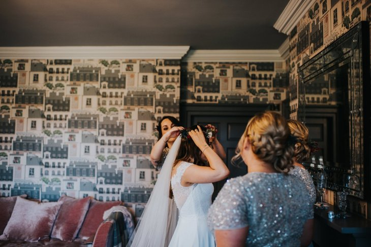 A Boho Wedding at Charlton Hall (c) From The Smiths (25)