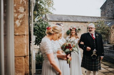 A Boho Wedding at Charlton Hall (c) From The Smiths (33)
