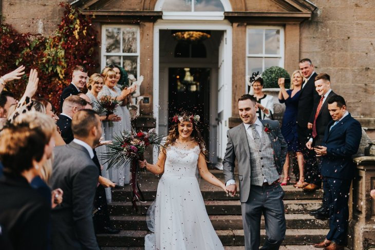 A Boho Wedding at Charlton Hall (c) From The Smiths (50)