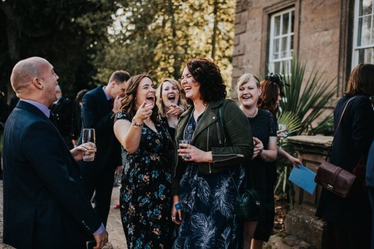A Boho Wedding at Charlton Hall (c) From The Smiths (52)